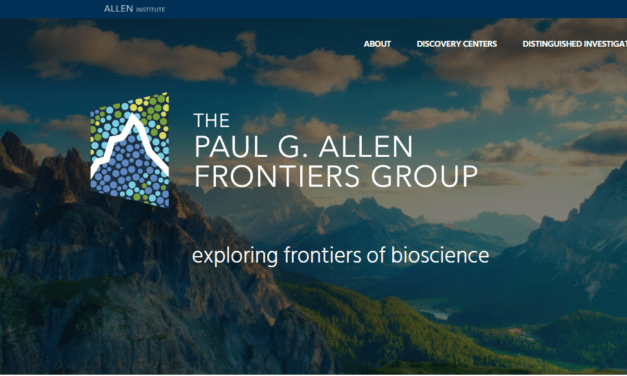 Paul G. Allen Frontiers Group Awards Dr. Steve Horvath Epigenetic Research