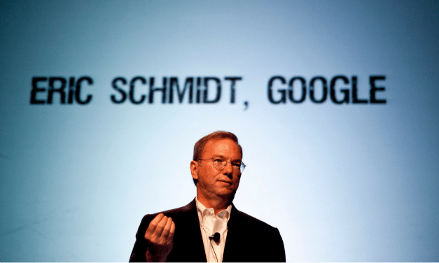 Eric Schmidt of GOOGLE on Fox News: A.I. Coming